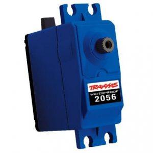 2056 Servo. high-torque. waterproof (blue case)