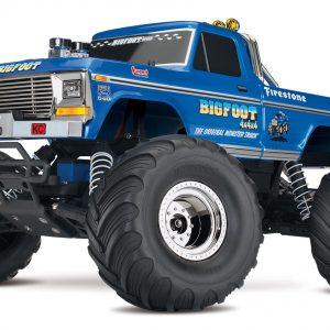 Traxxas Big Foot No.1 original monster Truck