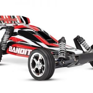 Traxxas Bandit 2wd Sports Buggy 50+ km/u TQ2,4Ghz