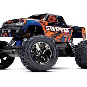 Traxxas STAMPEDE VXL 2WD Monstr Truck 100+ km/u
