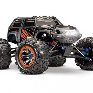 Traxxas 5607L Summit 4WD LiPo Power