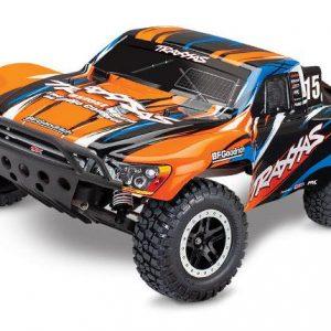 Traxxas Slash 2WD Orange speccial