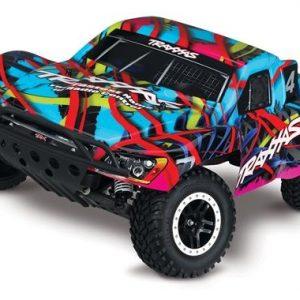 Traxxas SLASH VXL 2WD TSM Electro Racetruck 100+ km/u