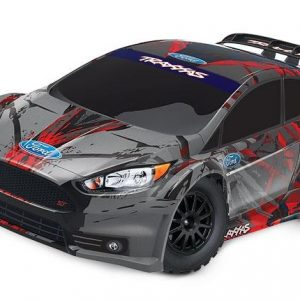74054-4 Traxxas Ford Rally ST TQ 2.4