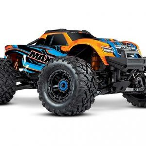 Traxxas Maxx 1/10 Scale 4WD Brushless Electric Monster, VXL