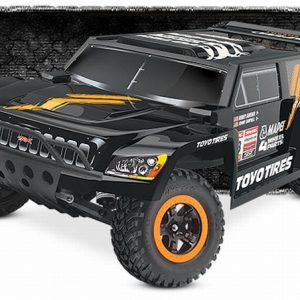Traxxas 5804 Slash Robby Gordon Dakar