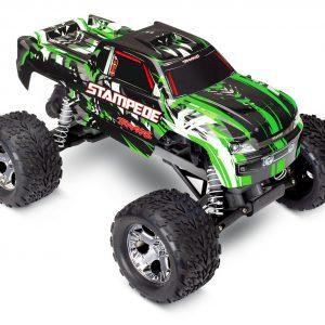 Traxxas 36054-4 Stampede Monster Truck