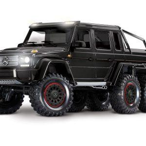Traxxas 88096-4s TRX-6 Mercedes-Benz G63 AMG 6X6