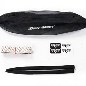 Dusty Motors Protection Cover for Arrma Kraton/Talion black, DMC2011