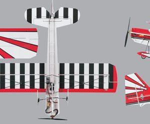 RC-Plane Citabria Electrifly