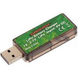 Dromida DIDP1120 USB 1S LiPo High-output charger Ominus Quadcopter