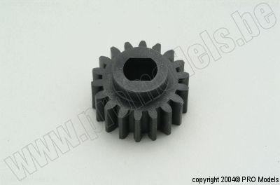 FG Plastic gearwheel 18 teeth,1pce