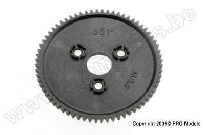 Traxxas 3961 Spur gear, 68 tooth (0,8 metric pitch)