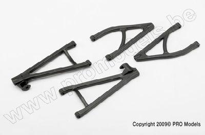 Traxxas 7132 Suspension arm set, rear (1/16 E-Revo)