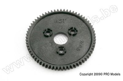 3960 Traxxas Spur gear, 65-tooth (0,8 metric pitch)