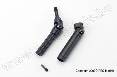 7151 Traxxas Driveshaft assembly (fully assembled)