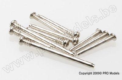 3640Traxxas Suspension screwpin set (rustler/stampede/bandit