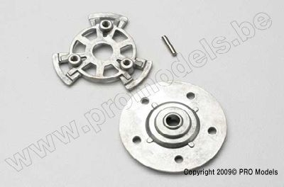 5351 Traxxas Slipper pressure plate & hub (alloy)