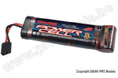 Traxxas Battery, Series 4 Power Cell (NiMH, 7-C flat, 8.4V)