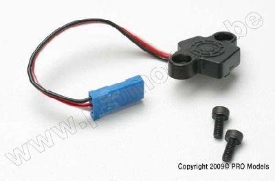 5397 Traxxas OptiDrive sensor assembly/ 2.5x6mm CS (2)