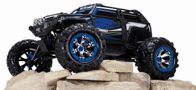 Traxxas 5607L Summit 4WD LiPo Power
