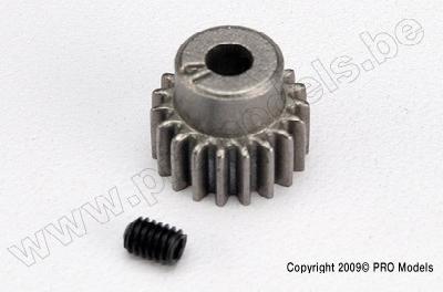 Traxxas 2419 Gear, 19-T pinion (48-pitch) / set screw