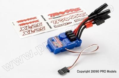 Traxxas 3024R XL 2.5 Electronic Speed Control, waterproof