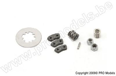 Traxxas 5552X Rebuild kit, slipper clutch