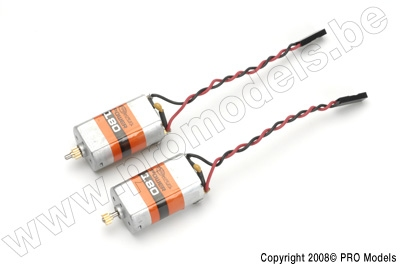 Helixx Main motor (2pcs) Protech (Parkfun Blitz 3D)