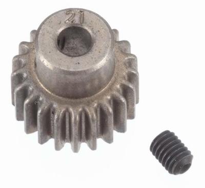 Traxxas 2421 Gear, 21-T pinion (48-pitch) / set screw