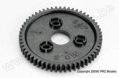 Traxxas 3957 Spur gear, 56 tooth