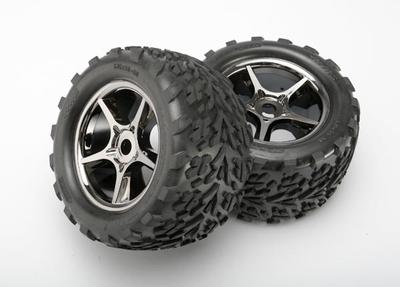 Traxxas 5374X E-Revo wheels (2)