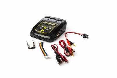 Yellow RC Snellader 50W Easy Charge+ 220V