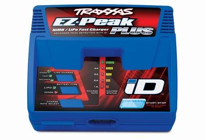 Traxxas 2970GX EZ-Peak Plus 4 Amp Lipo/NiMh snellader