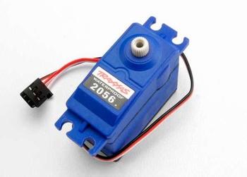 2056 Servo, high-torque, waterproof (blue case)