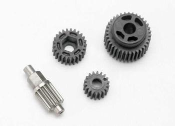 7093 Gear set, transmission (includes 18T, 25T input gears,