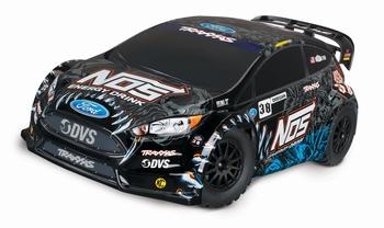 Traxxas Ford Fiësta Rally