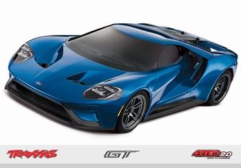 Traxxas Ford GT 4Tec 2.0 (Geen accu en lader!)
