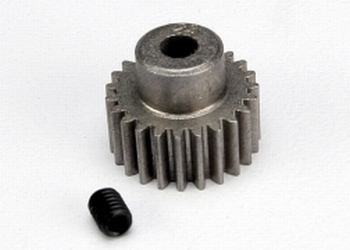 2423 Traxxas gear, 23-T pinion (48 pitch) / set screw