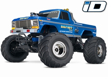 Traxxas Big Foot No.1 original monster Truck