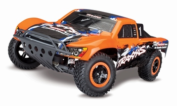 Traxxas Slash 2WD Orange speccial