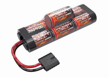 Traxxas Battery, Power Cell, 3300mAh (NiMH, 7-C hump, 8.4V)