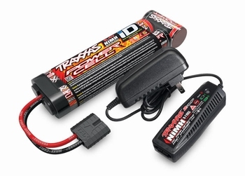 Traxxas 2983G Battery and Charger Completer Pack