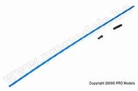 Traxxas 1726 Antenna tube + cap + wire retainer