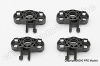 Axle carriers, left & right (1 each)