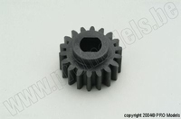 FG Plastic gearwheel 18 teeth,1pce