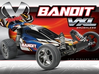 Traxxas Bandit VXL 2wd Sports Buggy