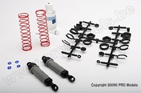 Traxxas Ultra Shocks xx-long complete w/ spring pre-load s