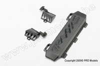 7026 Traxxas Door, battery compartment (1)/ vents, battery c