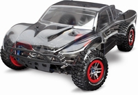 Traxxas 6804R SLASH PLATINUM 1/10 VXL 4WD Short Course racin